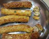 Sostel (Sosis Telur) langkah memasak 6 foto