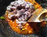 Jagung Kepala Cumi Saos Padang langkah memasak 3 foto