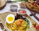 Mie Ramen Kuah Kari langkah memasak 6 foto
