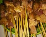 Sate Ayam Sederhana #cp_adakecapmanisnya langkah memasak 2 foto
