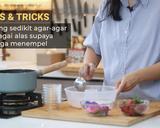 Puding Busa Yoghurt langkah memasak 2 foto