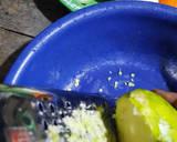 Rujak serut bumbu kacang langkah memasak 6 foto