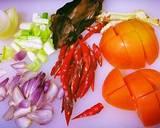 Sayur Tumis Bumbu Kuning langkah memasak 2 foto