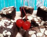 Brownies Almond #PR_BrowniesDCC langkah memasak 9 foto