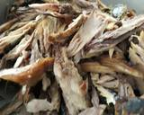 Oseng Pindang Tongkol Toge langkah memasak 2 foto