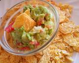 Tortilla Chips with a Guacamole Dip recipe step 4 photo