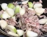 Japanese Miso Daikon Radish with Pork recipe step 2 photo