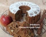 242. Cinnamon Apple Cake langkah memasak 9 foto