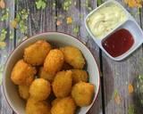 Potato cheeseball/bola-bola kentang keju langkah memasak 6 foto