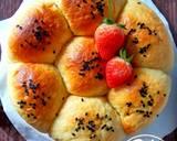 Roti Sobek langkah memasak 10 foto