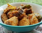 Cakalang Asap & Terong Kuah Pedas langkah memasak 7 foto