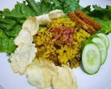 Nasi kebuli rice cooker #rabubaru langkah memasak 6 foto