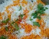 Masoor biryani recipe step 10 photo