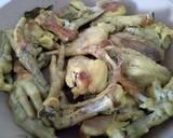 Soto Ayam Bogor langkah memasak 19 foto