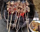 Sate kambing madura langkah memasak 4 foto