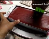 Kue Lapis Tepung Tapioka Black Pink Termudah langkah memasak 6 foto