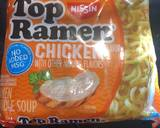 Easy Egg Drop Soup with Ramen Noodles And Chicken recipe step 2 photo