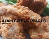 Ayam Goreng Praktis langkah memasak 5 foto