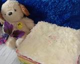 Rainbow cake langkah memasak 7 foto
