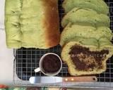 Roti Tawar Pandan langkah memasak 11 foto