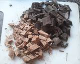 Eggless Whole Wheat Chocolate fudge Brownie recipe step 1 photo