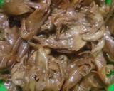 Sate jamur tiram ala fe' #bandung_recookindahtriwiartuti langkah memasak 1 foto