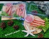 Pinky Cakue mini langkah memasak 5 foto