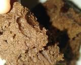 Cake brownies madu kukus (takaran 3 sendok) langkah memasak 10 foto