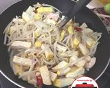 Tumis toge tahu udang mudah #homemadebylita langkah memasak 3 foto
