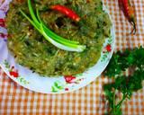 Akki sabudana bottle guard thalipeeth recipe step 5 photo