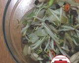 Vegetarian tumis toge jamur bombay sederhana #homemadebylita langkah memasak 6 foto
