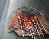 Sate kambing #FestivalResepAsia #Indonesia #Daging kambing langkah memasak 4 foto