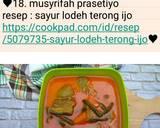Sayur lodeh terong hijau #selasabisa langkah memasak 13 foto