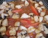 Tumis ayam jamur tomat langkah memasak 4 foto