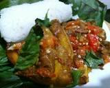 Nasi uduk rice cooker (nasi uduk bakar) langkah memasak 5 foto