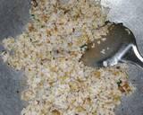 Nasi Tutug Oncom langkah memasak 4 foto