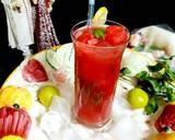 Watermelon- Mint Lemon Mocktail recipe step 6 photo