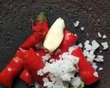 Cireng nasi sambal rujak langkah memasak 5 foto