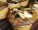 Muffin nanas oat (#pr_mufin) langkah memasak 6 foto