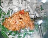 Lodeh Kacang Panjang Tewel langkah memasak 9 foto