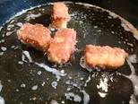 """Glutén- és tejmentes rántott hús és """"sajt"""" recept lépés 4 foto"""