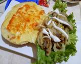 Roti john homemade pr_cemilanjamannow langkah memasak 5 foto