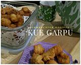 Kue Garpu langkah memasak 5 foto