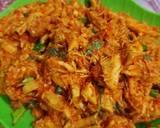 Ayam suwir kemangi langkah memasak 3 foto