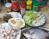 SUP IKAN CAHAYA LESTARI LEGEND langkah memasak 1 foto