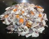 Tumis Cumi Cabe Hijau Petai #Seafoodfestival langkah memasak 3 foto