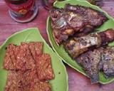 Ikan Mujaer & tempe goreng langkah memasak 4 foto