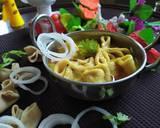 Dal dhokli (dal ka dulha) recipe step 3 photo