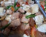 Kikil Tahu Tempe Kuah Santan langkah memasak 3 foto