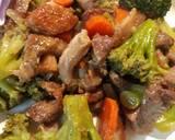 Pork Steak Stirfry recipe step 6 photo